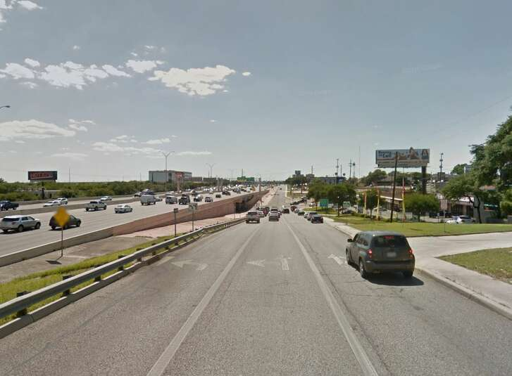 17. Babcock Road and Loop 410:  77 crashes     Danger score: 197   Injuries:  40  Deaths:  0