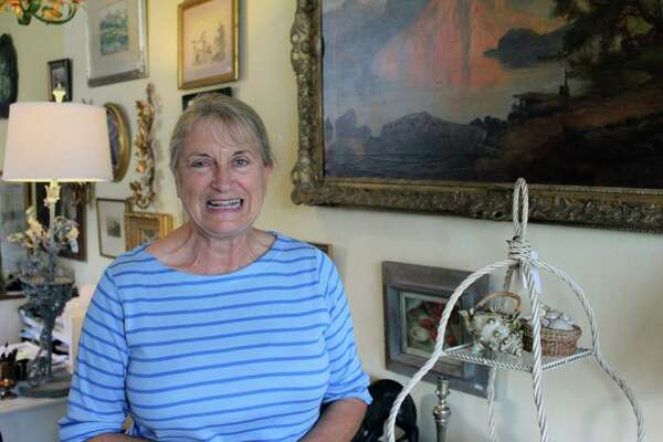Helen Richards, of Odesmith and Richards, on Aug. 19, 2016 in New Canaan, Conn.