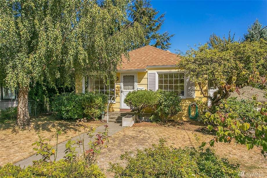 The first home, 6816 37th Ave. N.E., is listed for $599,000. The three bedroom, one bathroom home is technically in the Bryant neighborhood, and is on the market for the first time in 54 years. The home has an unfinished basement with seven-foot-high ceilings, a large backyard and a one-car garage.You can see the full listing here. Photo: Photo By HD Estates, Listing Courtesy Ryan Rockwell, Coldwell Banker Bain