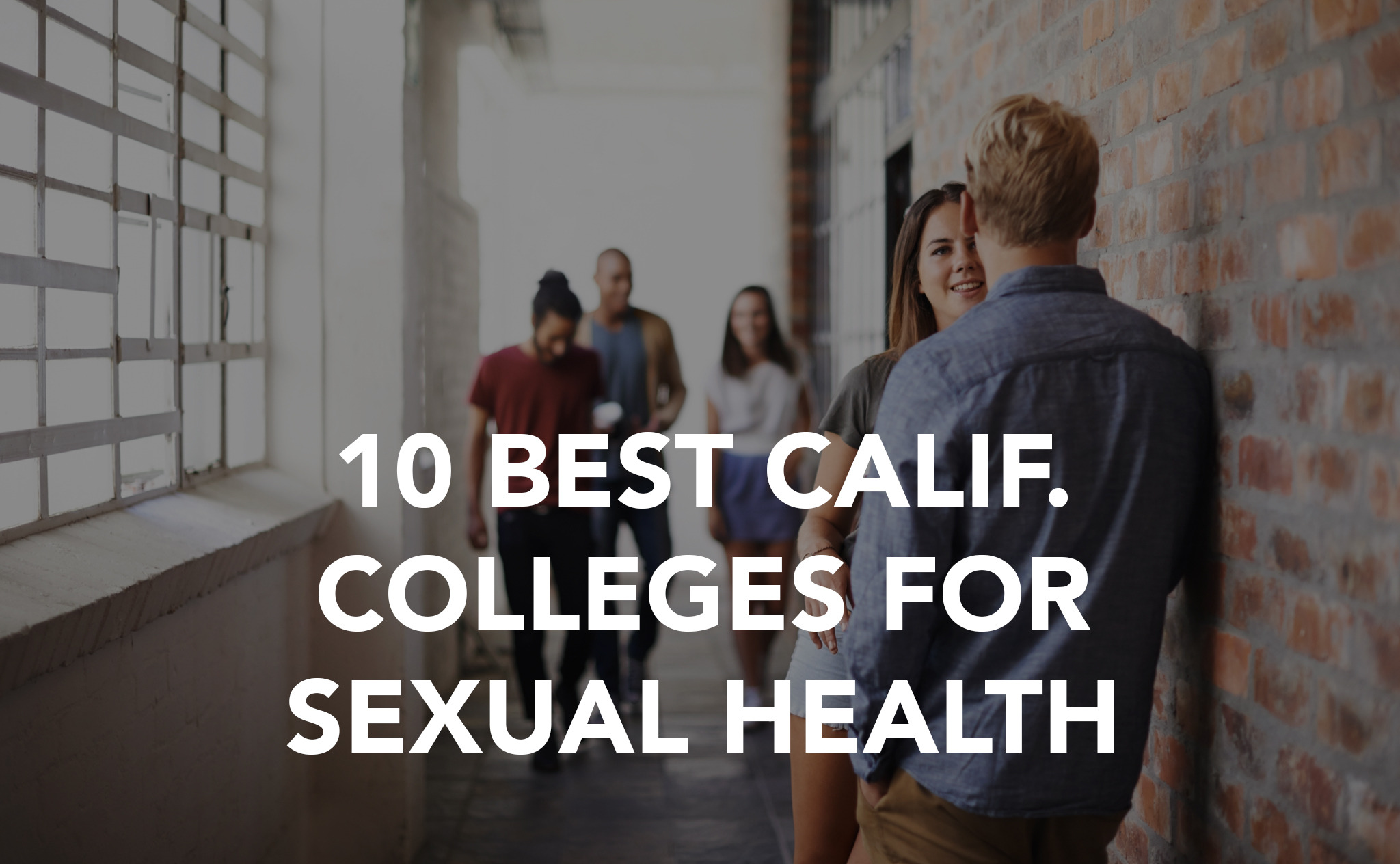 Sexual health education in college