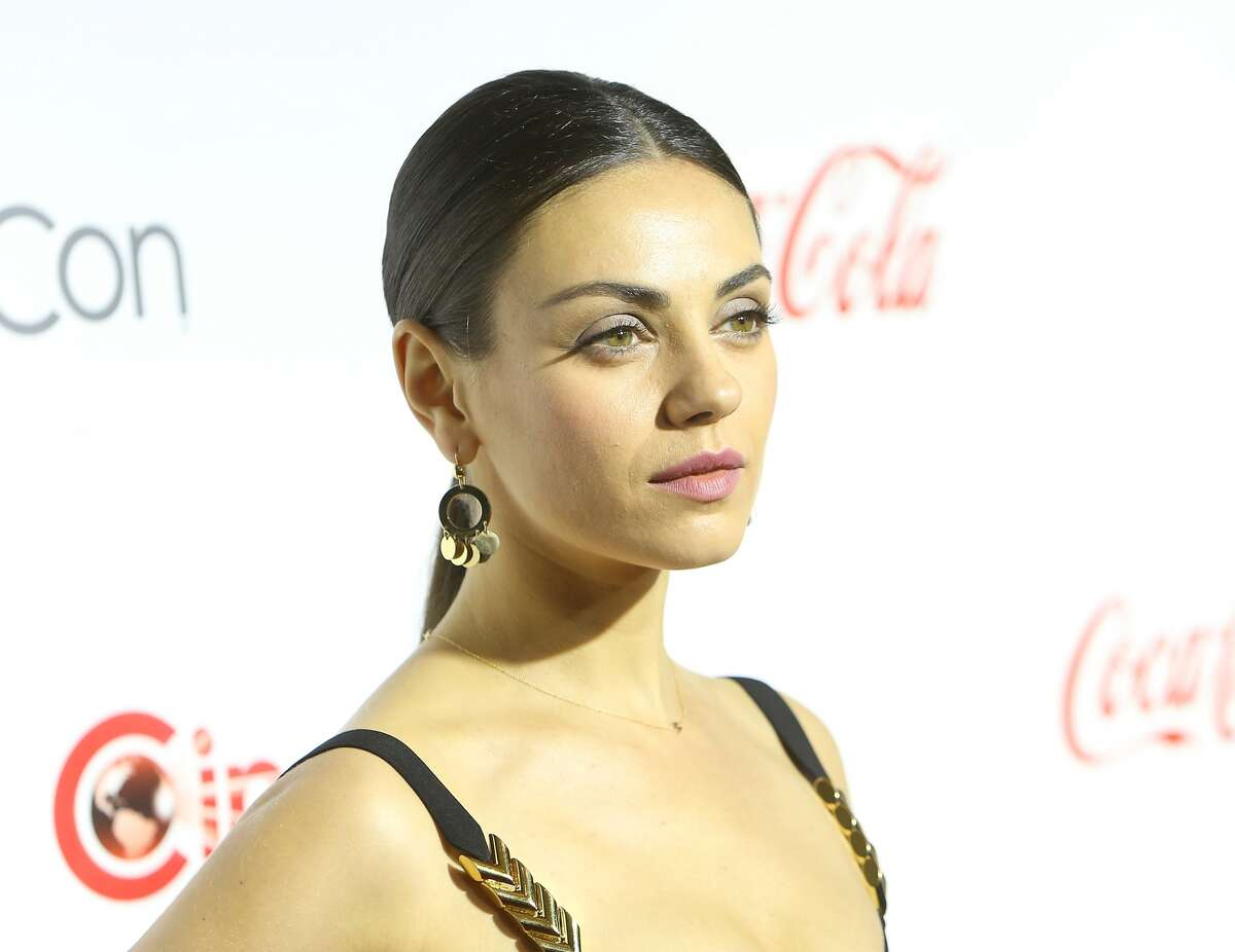 9. Mila Kunis took in revenue from both her voice role on