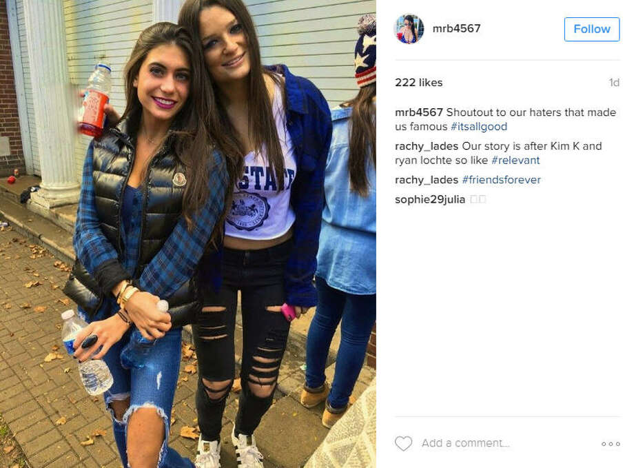 Molly Brownstein and former roommate Rachel Lader have some serious beef between the two of them. So much so, that they have to take their case to federal court.Continue clicking to see the top party universities in every state. Spoiler alert, the girls' Penn State University is on this list. Photo: Instagram/Molly Brownstein