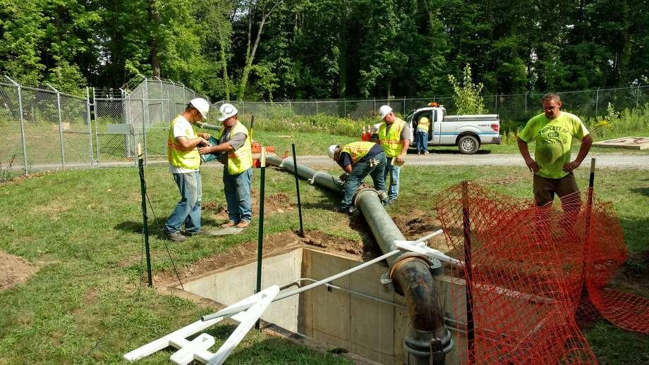 Albany water problems felt in Guilderland, Bethlehem and