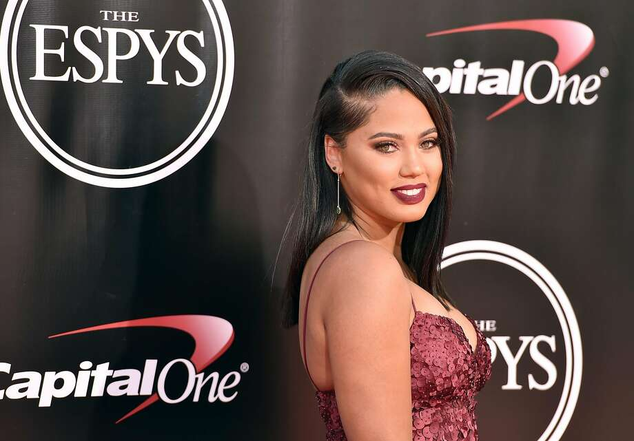 Ayesha Curry arrives at the ESPY Awards at the Microsoft Theater on Wednesday, July 13, 2016, in Los Angeles. (Photo by Jordan Strauss/Invision/AP) Photo: Jordan Strauss, Associated Press