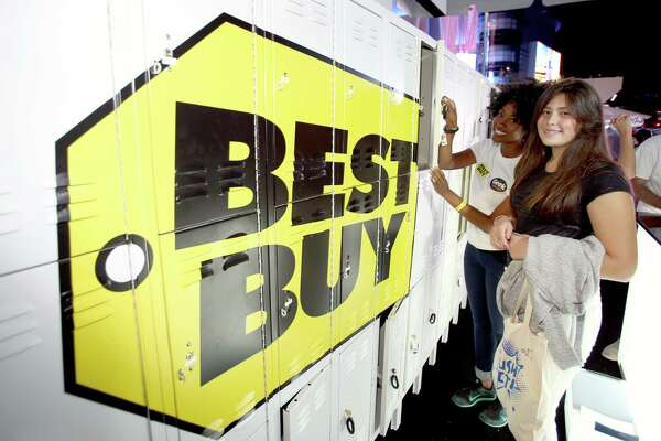 Best Buy bucked skeptics on Wall Street by beating quarterly sales expectations. Investors boosted the electronics retailer's stock by 20 percent Tuesday.
