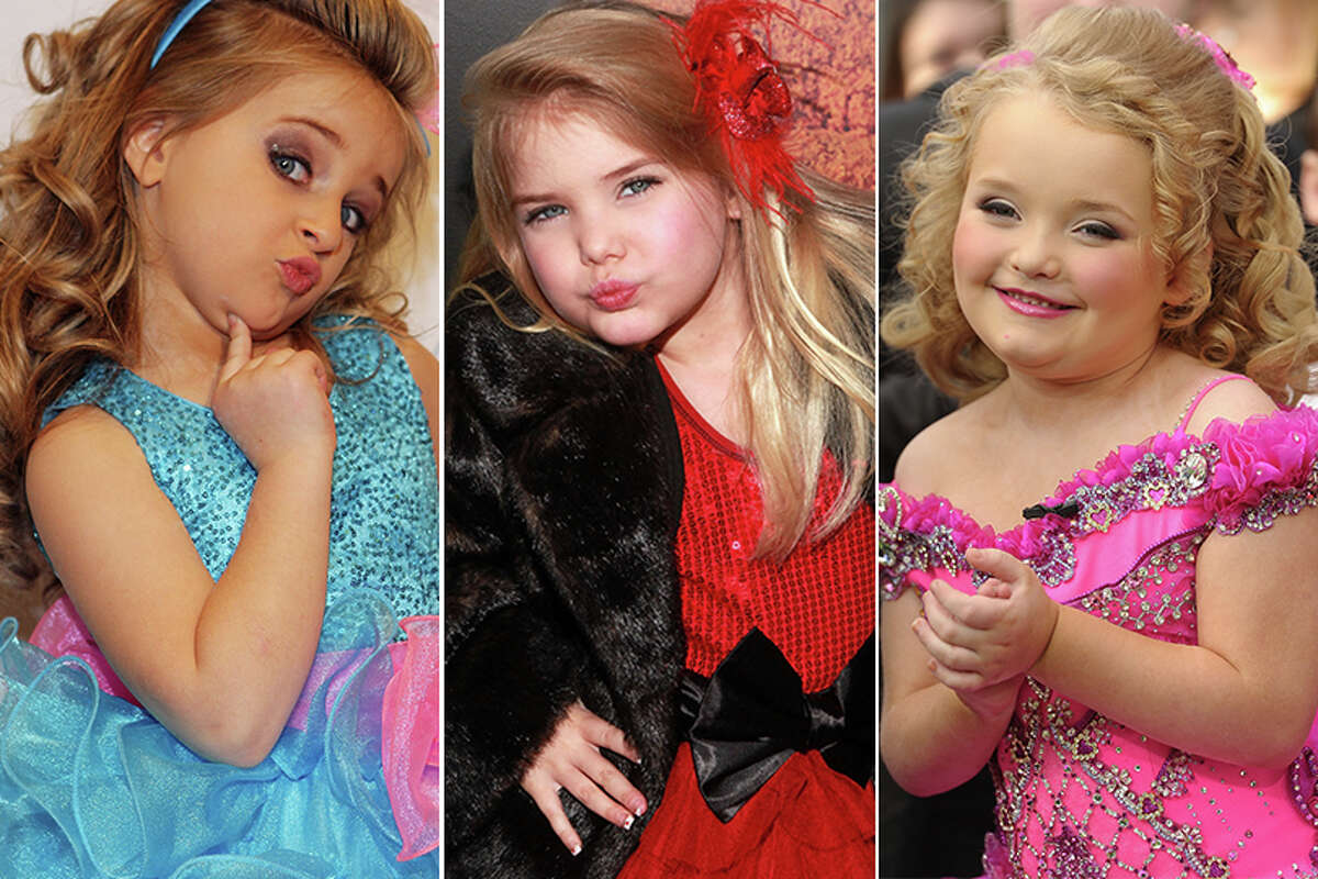 """Then and now: The stars of """"Toddlers & Tiaras."""" So what happens when you're no longer Miss Grand Supreme? Keep clicking to see what some of the girls of the reality show about kid pageants are doing now."""
