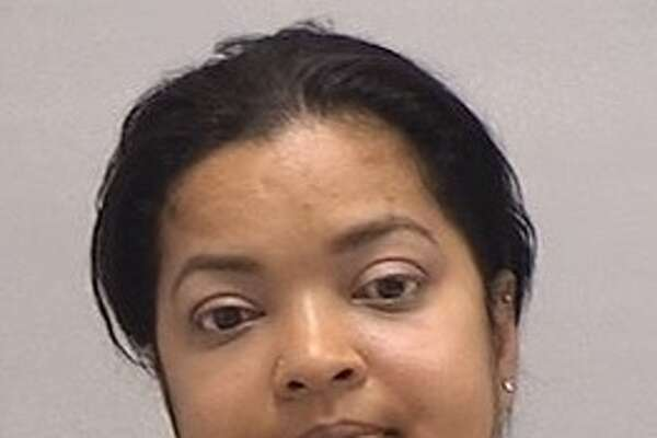 """Irma Martinez, 38, of Boston Avenue in Bridgeport, was arrested for DUI by Orange police on Aug. 12, 2016. """"Officers conducting routine patrol observed a vehicle traveling on Route One with no lights and a flat tire,"""" police said."""