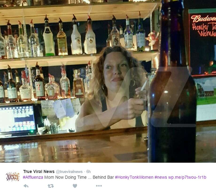 Mom Of 'affluenza Teen' Working At A Honky Tonk Woman