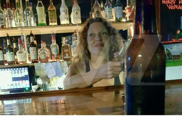 """Tonya Couch, mother of the """"affluenza teen"""" Ethan Couch,"""" is now working at a bar in Azle, Texas."""