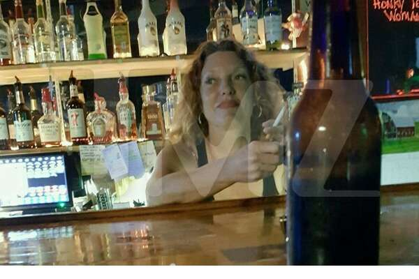 "Tonya Couch, mother of the ""affluenza teen"" Ethan Couch,"" is now working at a bar in Azle, Texas."