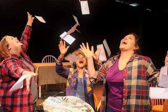 """The Pasadena Little Theater is presenting """"The Spitfire Grill,"""" which is based on a film by Lee David Zlotoff."""