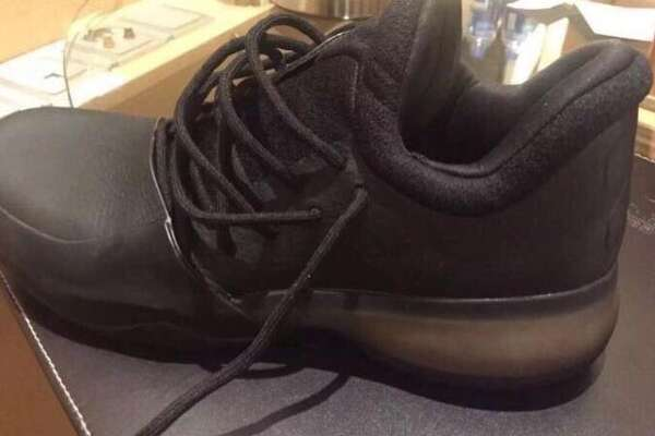 5396b237609 2of18James Harden s first signature shoe from adidas isn t supposed to be  released until December