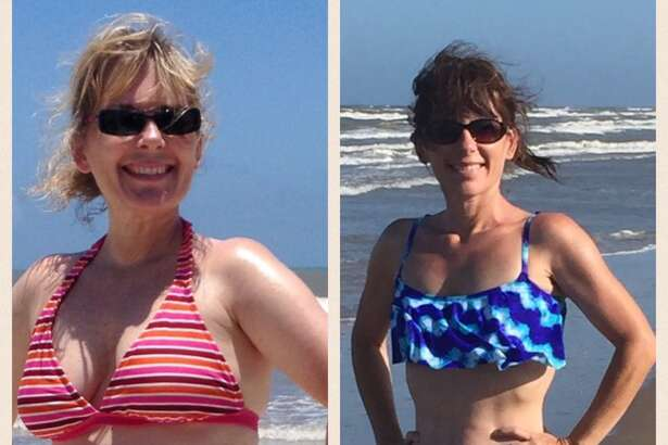 San Antonio resident, 44-year-old Chimi Ybarra, lost about 45 pounds dieting and walking around the city.