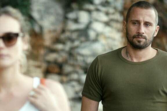"Matthias Schoenaerts in ""Disorder."" (IFC Films)"