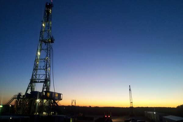 Sanchez Energy's Prost A1H well in Fayette County, in the Eagle Ford Shale