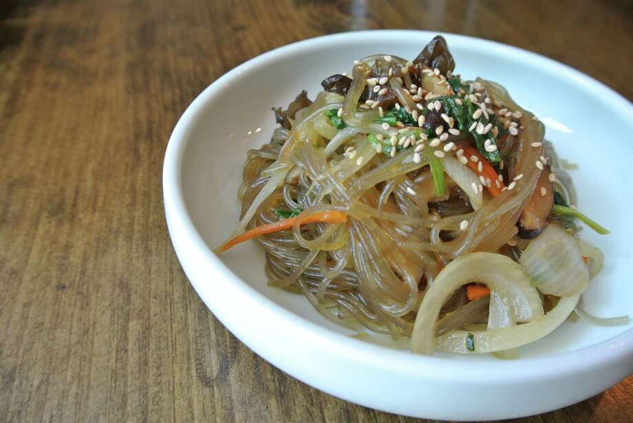 A Traditional Korean Dish At Sunhee S Farm And Kitchen Restaurant In Troy