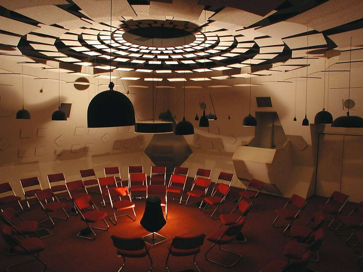 8. AUDIUM, a Theatre of Sound-Sculpted Space This 49-seat theater was created with sound top of mind. Become fully immersed in an auditory experience with shows Thursday, Friday and Saturday nights. 1616 Bush St., San Francisco