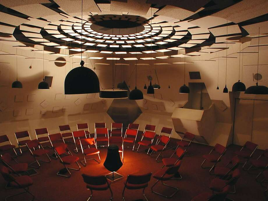 8. AUDIUM, a Theatre of Sound-Sculpted Space