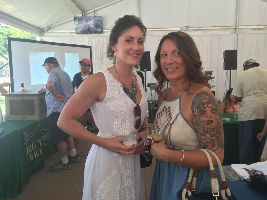 Were you Seen at Adirondack Destination Day at the Saratoga Race Course in Saratoga Springs on Wednesday, Aug. 24, 2016?  Photo: Brittany Harran / Ed Lewi Associates