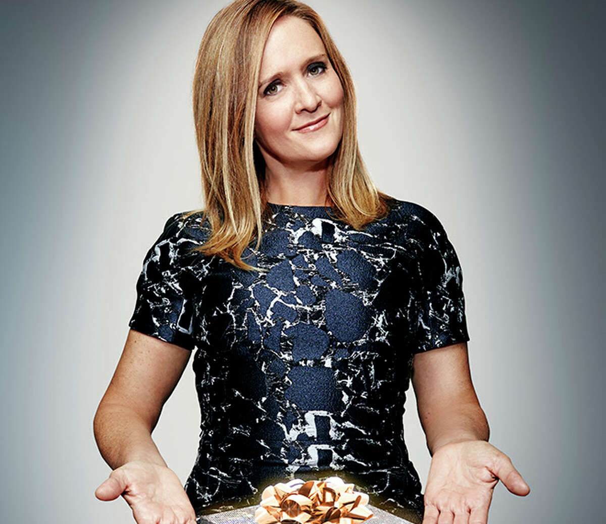 Full Frontal with Samantha Bee : When she was passed over for the anchor desk of The Daily Show after Jon Stewart left, Samantha Bee headed to TBS and created her own comedy news series with a fiercely feminist voice. She's angry, she's hilarious, and like fellow Daily Show alum John Oliver, she has left The Daily Show in the dust. (TBS)