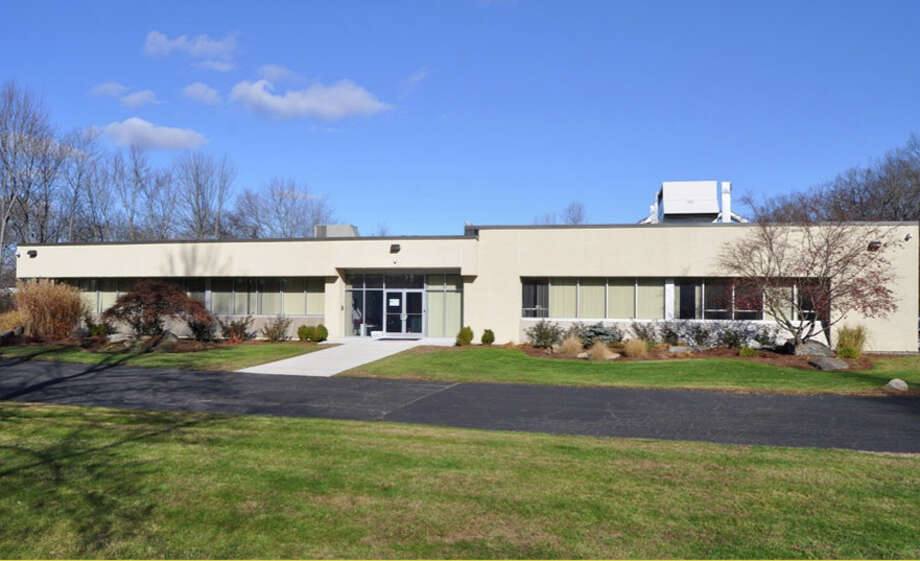 The headquarters of NanoViricides in Shelton. Photo: Contributed Photo