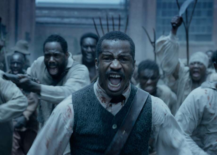 "Nate Parker directed and stars in ""The Birth of a Nation."" Photo: Fox Searchlight"