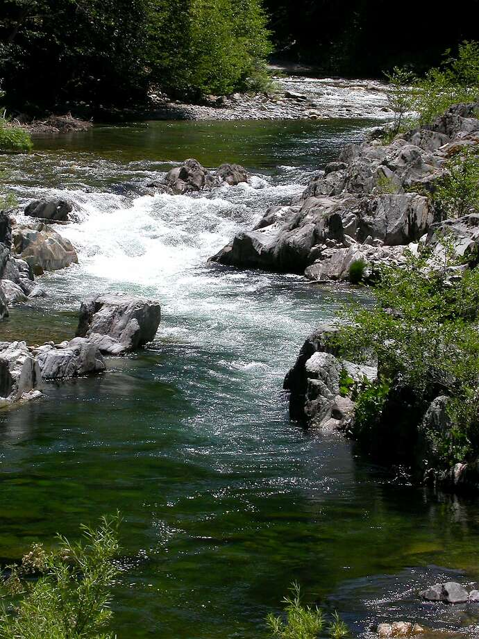 The North Yuba River runs 25 miles along Highway 49 in the north Sierra Nevada, including a gorgeous section from Sierra City to Downieville and the foothills of the Sierra. Photo: Tom Stienstra, Tom Stienstra / The Chronicle