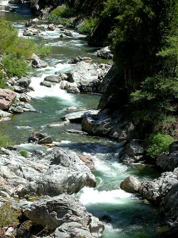 Sunday Getaway on the North Fork Yuba River - SFChronicle com