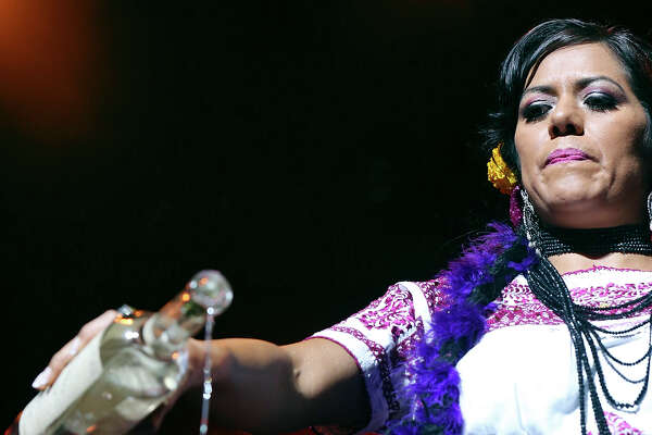 Lila Downs performs Sunday Aug. 31 at the Majestic Theatre.