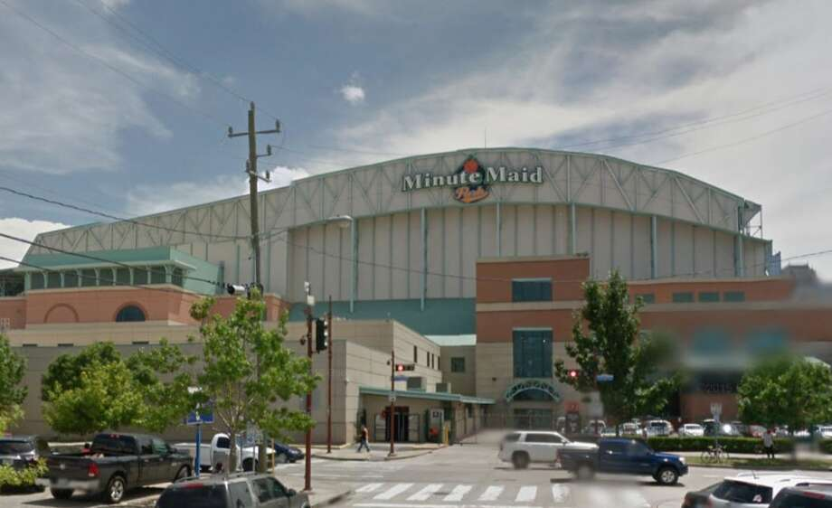 Minute Maid ParkAddress: 1800 Congress, Houston, Texas 77002