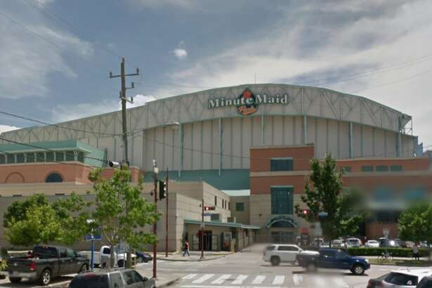Minute Maid Park    Address: 1800 Congress, Houston, Texas 77002    Demerits: 49    Inspection highlights: Found black slime in two ice bins under the soda fountain in Street Eats 126 and Home & Away 113.