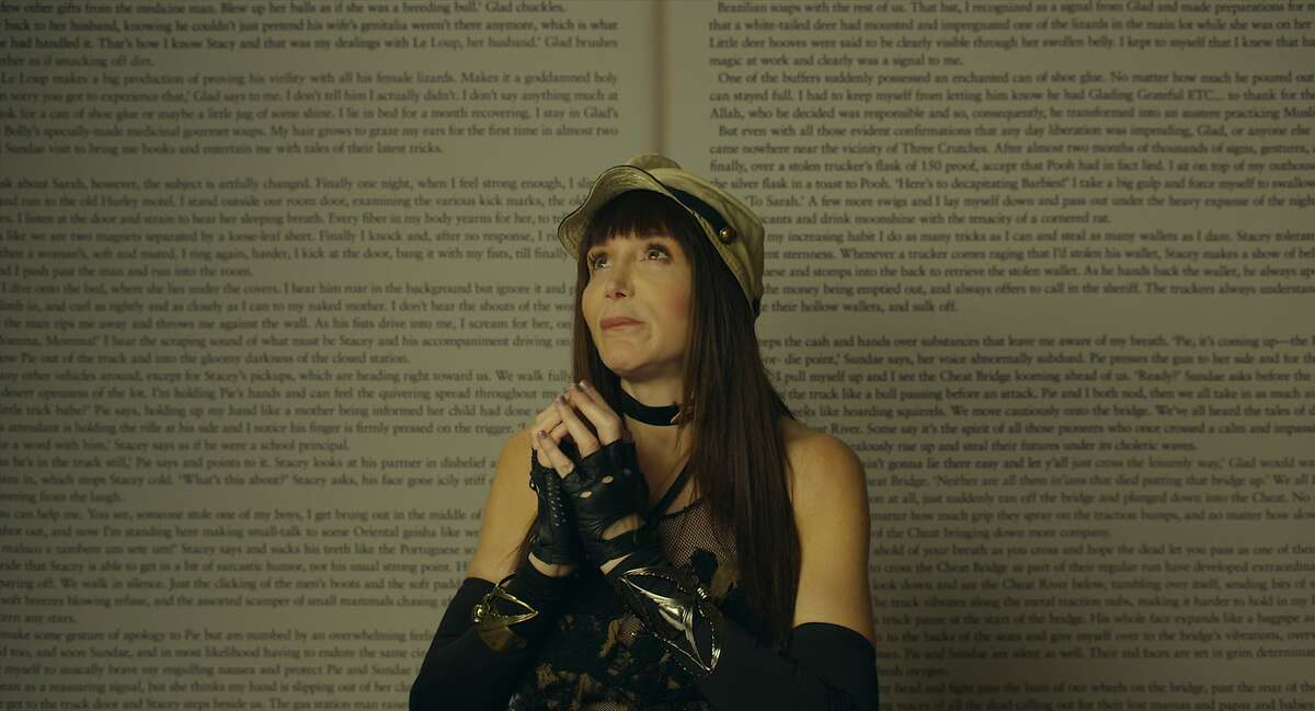 """Laura Albert tells her story in the new documentary """"Author: The JT LeRoy Story,"""" a Magnolia Pictures release."""