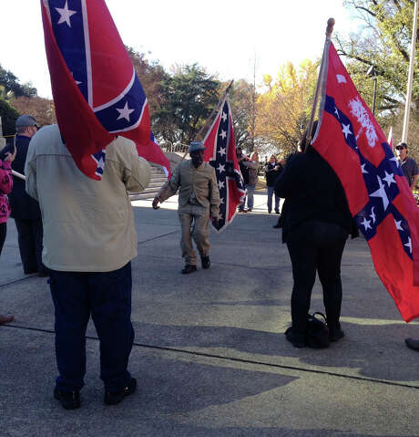 The South Carolina Secessionist Party was sparked by the removal of the Confederate battle flag from the 