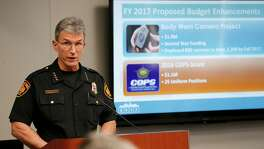 "Police Chief William McManus: ""No fact-based reasons"" for increases in violent crime."
