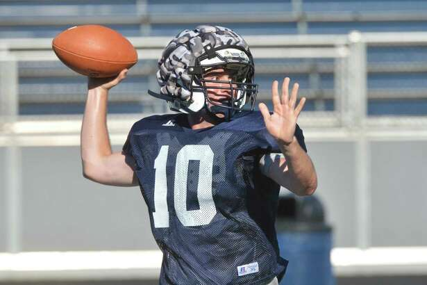 Wilton's Matt D'Elisa is expected to be the starting quarterback. The senior was a key defender and kickoff returner last season.