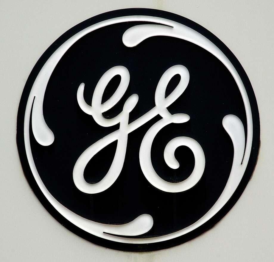 GE logo Photo: Stan Honda / AFP /Getty Images File / AFP or licensors
