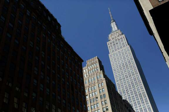 Qatar's investment authority, estimated to be worth $335 billion, owns a stake in the Empire State Building.