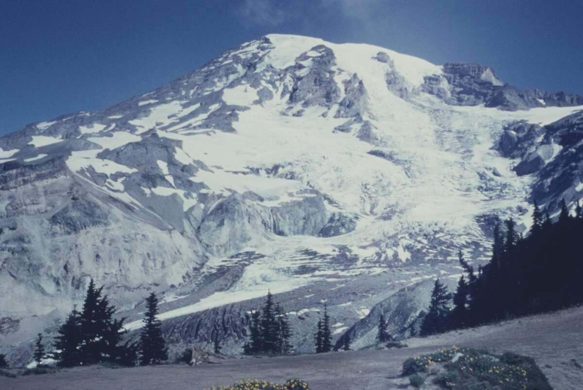 Mount Rainier National Park: