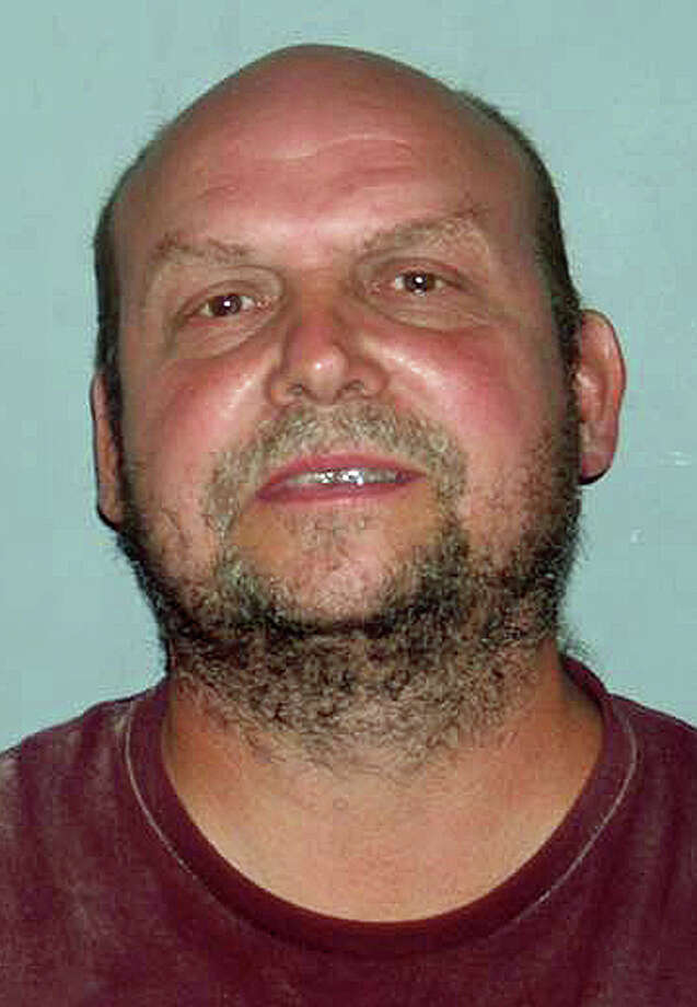 Edward Szachewicz, 54, of Chester, was arrested by State Police on Tuesday, Aug. 23, 2016 on two counts of animal cruelty. Troopers say he and his wife, Sharon, abused and neglected two of their dogs. Photo: State Police