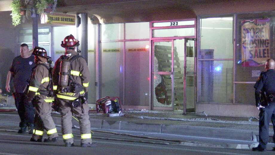Firefighters respond to 'suspicious' fire at downtown