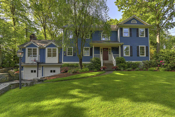 This colonial house at 1337 Stillson Road, the owner's call a 'commuters dream', is on the market for $924,000.