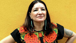 """Author Sandra Cisneros said she's sees something new in """"Mango Street"""" every time she sees a stage production of her book."""