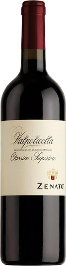 Zenato Valpolicella,a recommendation from wine expert Carole Wong. Photo: Courtesy Photo / Courtesy Photo