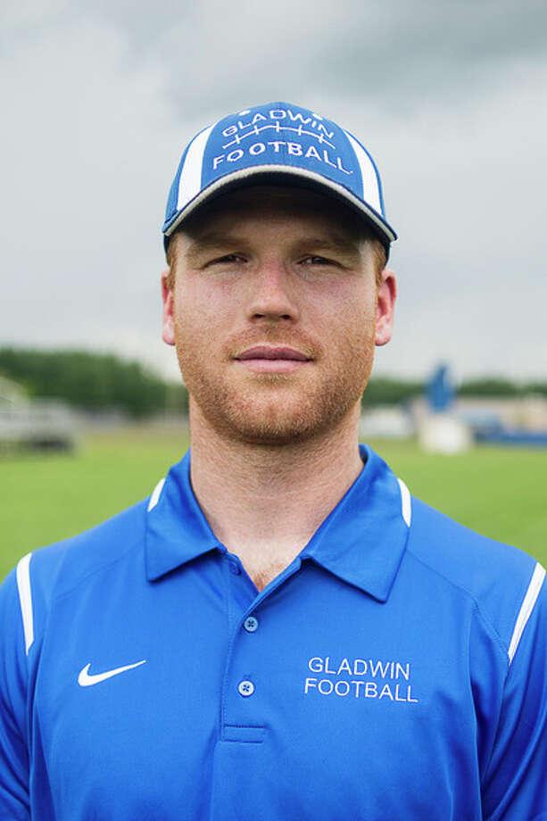 Tyler Foor, Gladwin High School football coach.