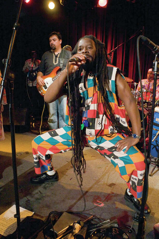 Funkadesi opens up the Midland Center of the Arts Windows on the World series this Friday. / Mark J Ness