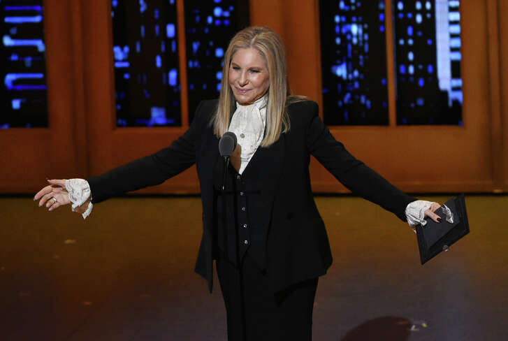 """Barbra Streisand's 36th studio album, """"Encore: Movie Partners Sing Broadway,"""" is a compilation of Broadway duets with some of her friends and favorite actors."""