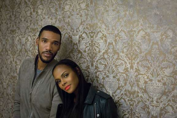 Parker Sawyers and Tika Sumpter each see parallels in their families' regrets to those of Barack and Michelle Obama.