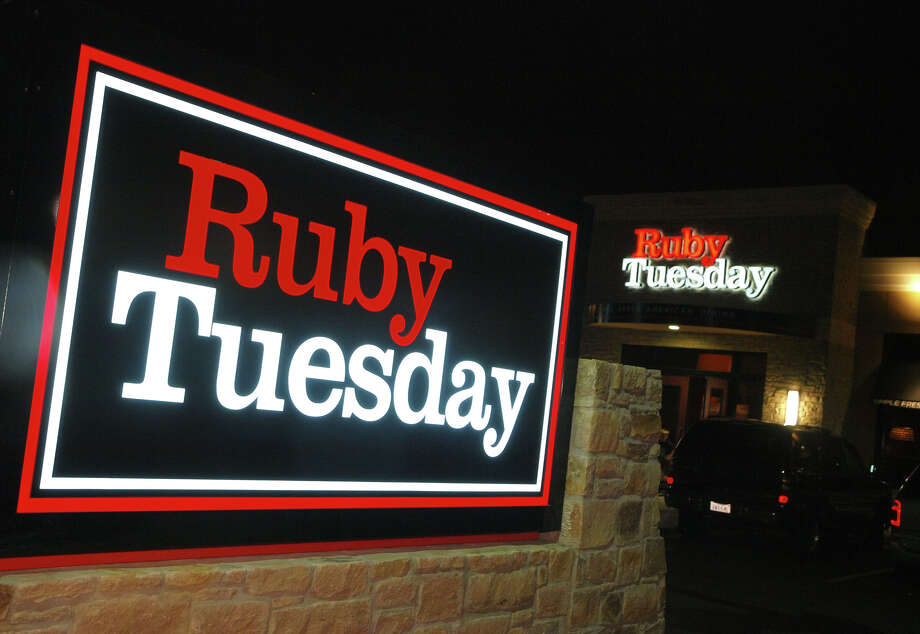 Ruby Tuesday Photo: ROBERT MCLEROY / SPECIAL TO THE EXPRESS-NEWS / SPECIAL TO THE EXPRESS-NEWS