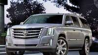 Cadillac's Escalade provides comfort, convenience for the entire (big) family - Photo