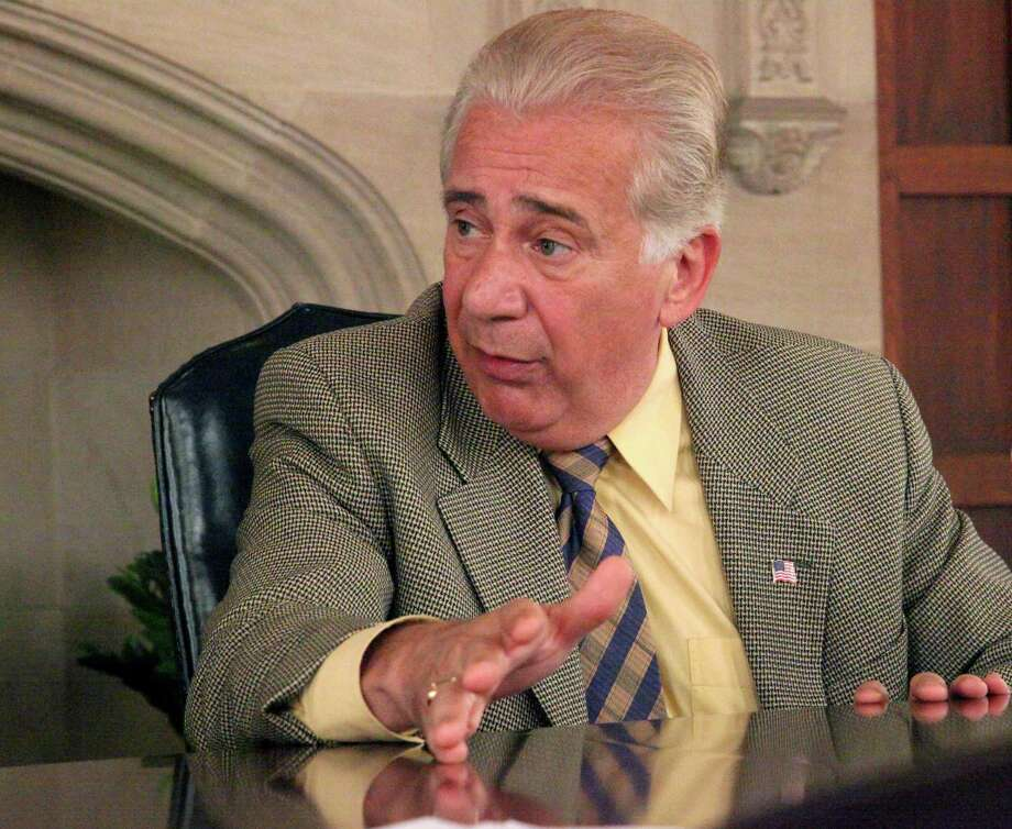 The University of the Incarnate Word's governing board voted unanimously Monday, Aug. 29, 2016, to remove Louis Agnese Jr. as president after he allegedly made offensive comments about African Americans, Hispanics, Native Americans and Mormons. Photo: Juanito M Garza, Staff / San Antonio Express-News / San Antonio Express-News